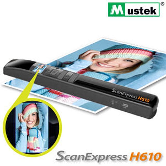 [핸드스캐너]Mustek ScanExpress H610