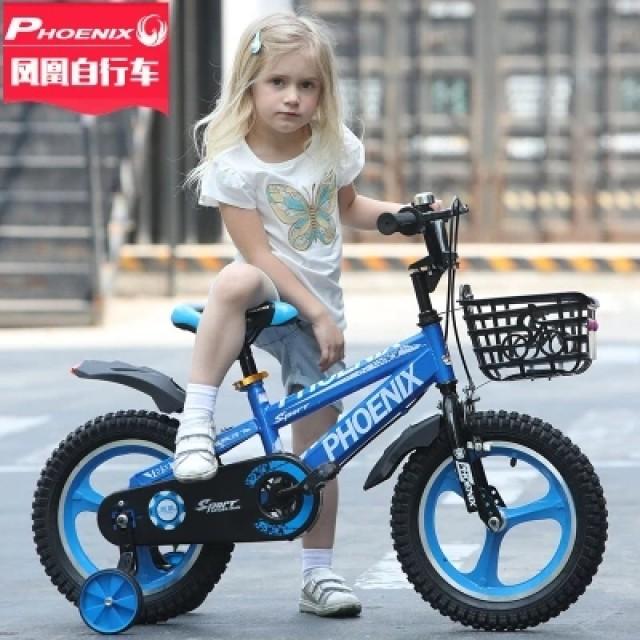 [해외] 2-10살 아동 자전거 보조바퀴자전거