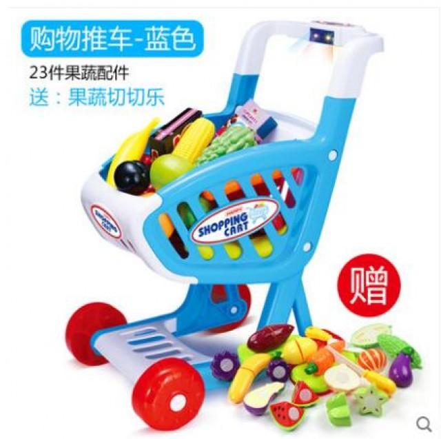 [해외] 최신상 인기 아동용품 어린이완구 소꿉장난 쇼핑놀이 슈퍼마켓