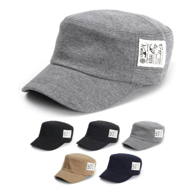 모자 TO-군모 쮸리와팬 회색