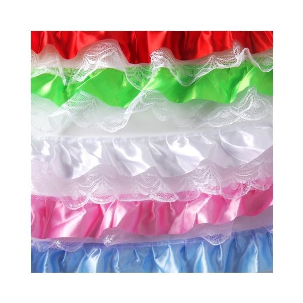 [현재분류명],8cm공단레이스(1M)_빨강 1개 포장끈 포장리본끈 공예끈 만들리끈,포장용끈,포장용리본용품,만들기재료,공예재료,레이스접착리본